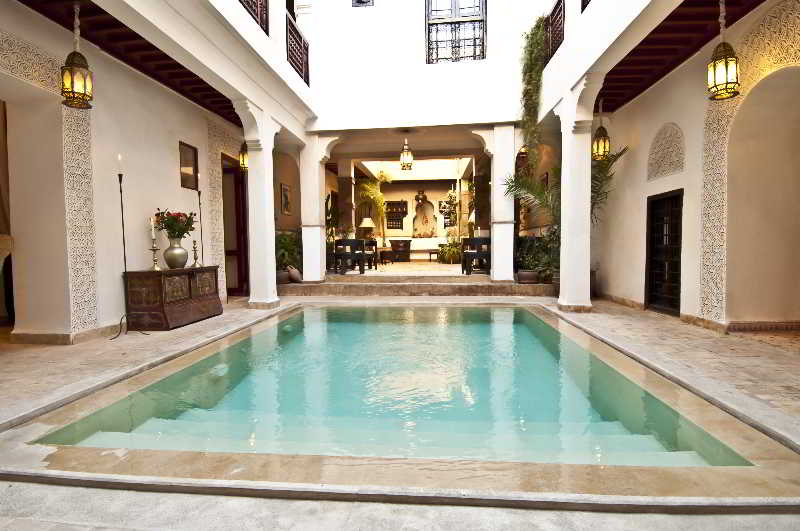 Riad Aladdin in Marrakech, Morocco