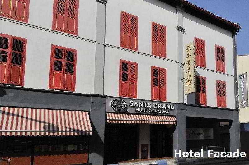 Santa Grand Hotel Chinatown