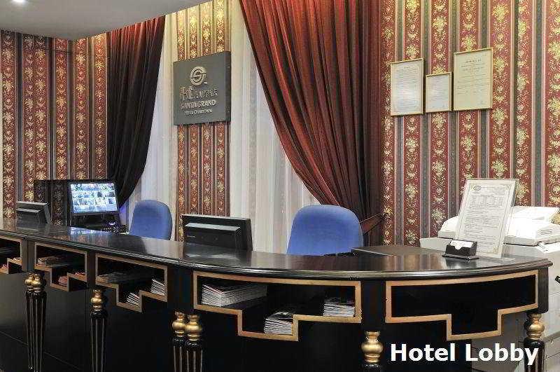 Santa Grand Hotel Chinatown -
