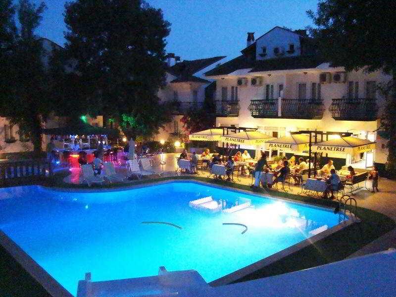 Cinar Apart Hotel in Marmaris, Turkey