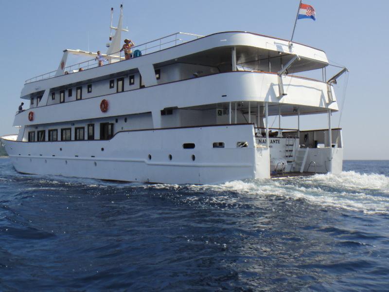 Cruise from Dubrovnik on M/Y MALI ANTE in Croatian Cruises, Croatia