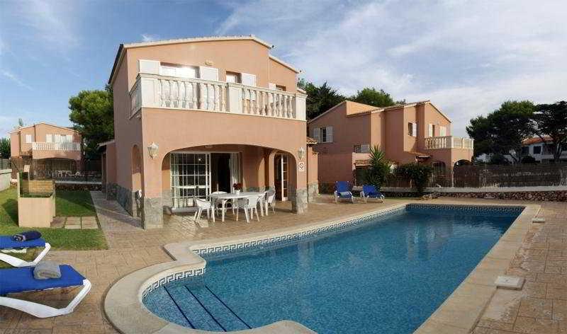 hotel villas zona calan blanes villa hotel in calan