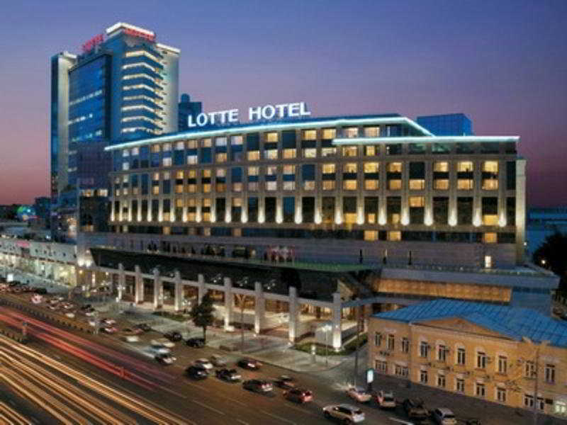 Lotte Hotel Moscow in Moscow, Russia