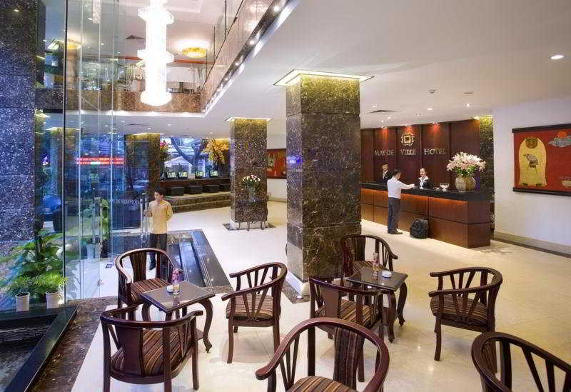 May De Ville Hotel:  Lobby