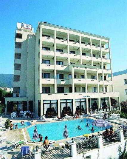 Cidihan Hotel -