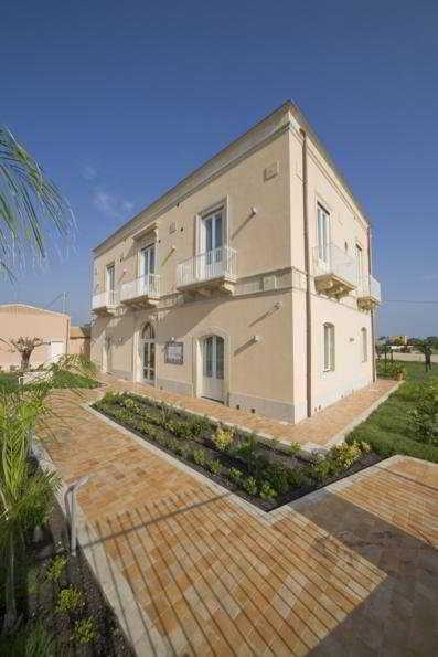 Hotel Villa Fanusa Sicilia