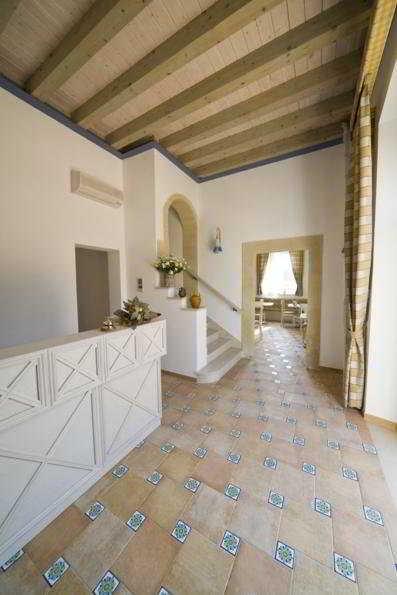 Villa Fanusa:  Lobby