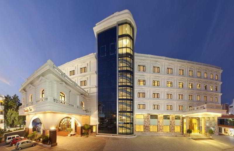 Anandha Inn in Pondicherry , India