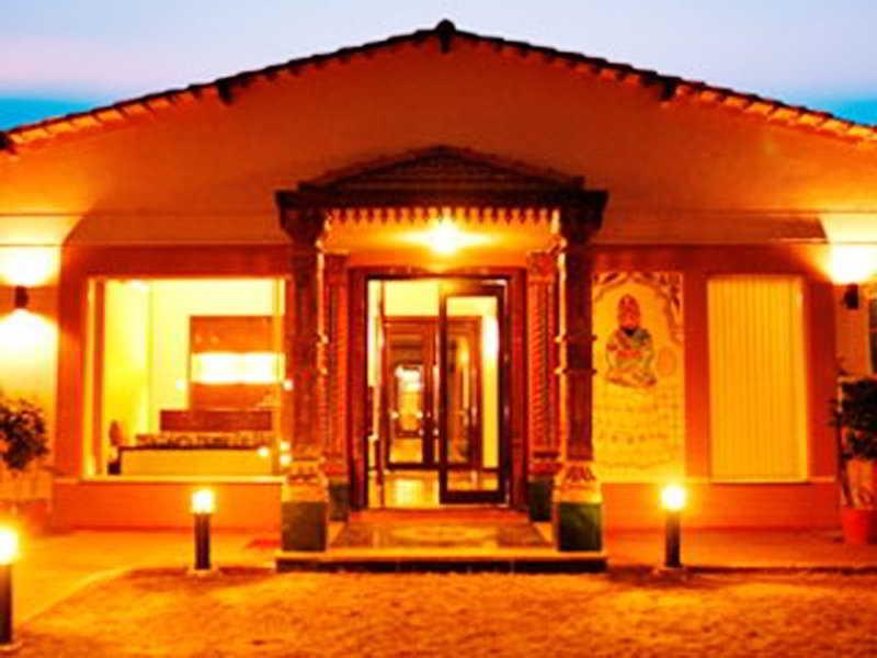 General - Hotel Desertscape