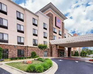 Hotel Comfort Suites Little Rock