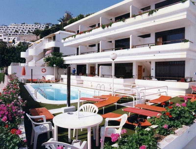 corona blanca apartments gran canaria in gran canaria. Black Bedroom Furniture Sets. Home Design Ideas