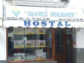 Hotel Dianes -