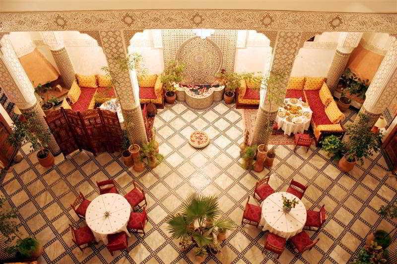 Riad Dar Dmana in Fes, Morocco