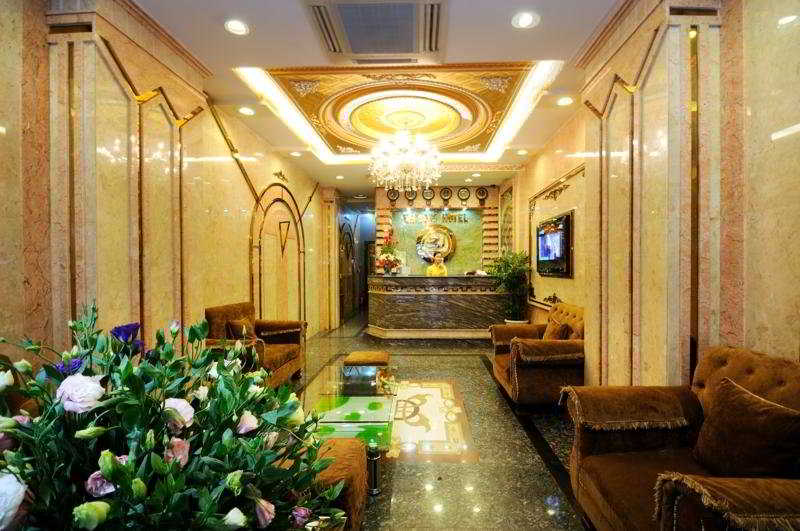 Hai Long Hotel:  Lobby: south: ho chi minh city vietnam hotels & resorts ho chi minh city