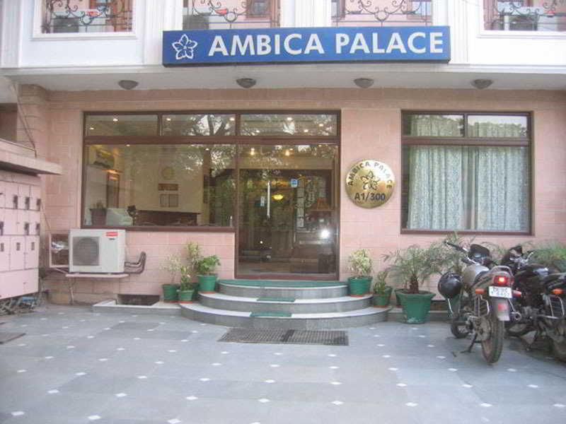 Ambica Palace in New Delhi, India
