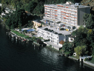 Hotel Swiss Diamond Lugano in Lugano, Switzerland