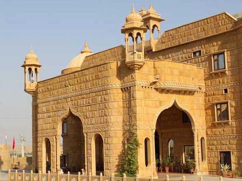 Jaisal Garh Hotel (The Jewel of Jaisalmer)