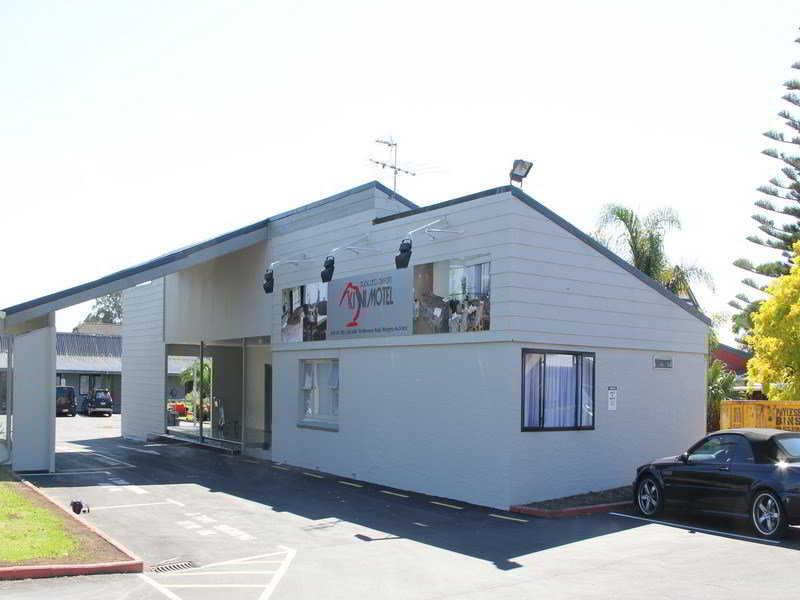 Viajes Ibiza - Auckland Airport Kiwi Motel