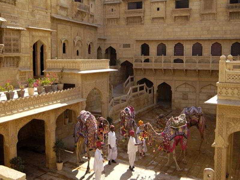 Narayan Niwas Palace Jaisalmer, India Hotels & Resorts