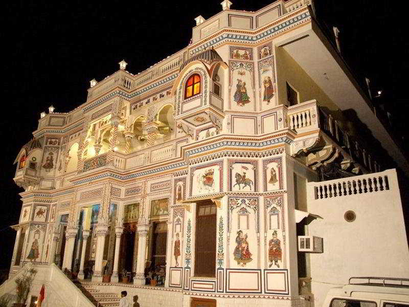 Hotel Heritage Mandawa Mandawa, India Hotels & Resorts