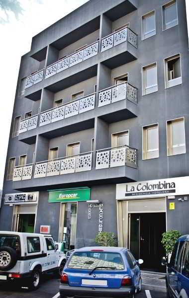 Residencial hotelera La Colombina