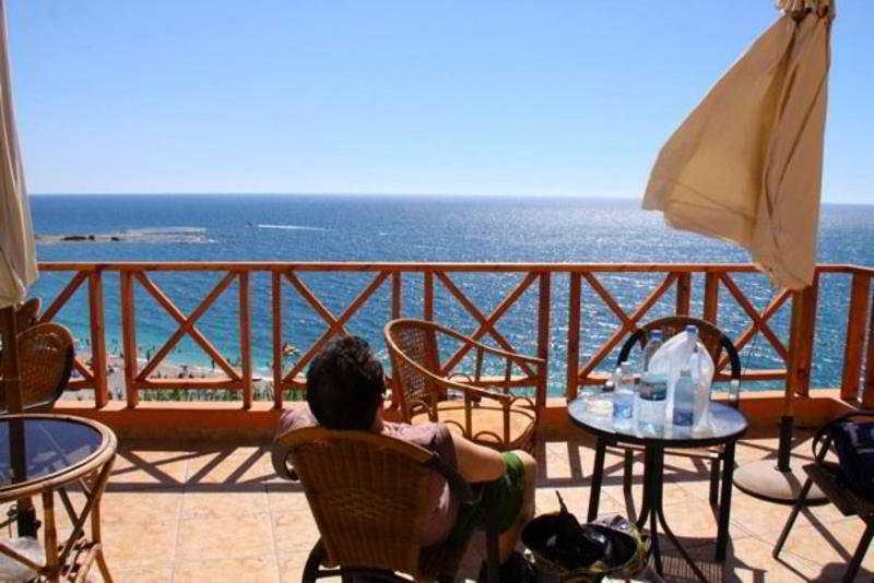 Terrace - Ahiram Hotel