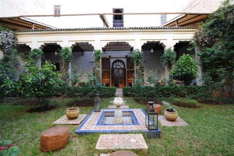 Riad Au 20 Jasmins in Fes, Morocco