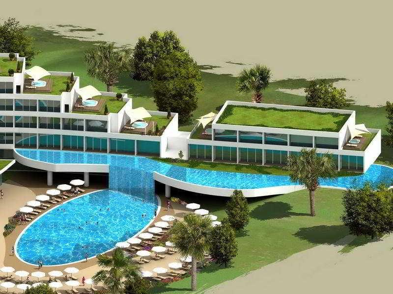 Zeynep Deluxe Golf Spa -