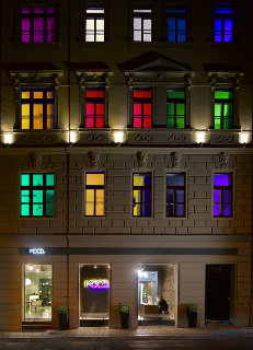 Moods Boutique Hotel in Prague, Czech Republic
