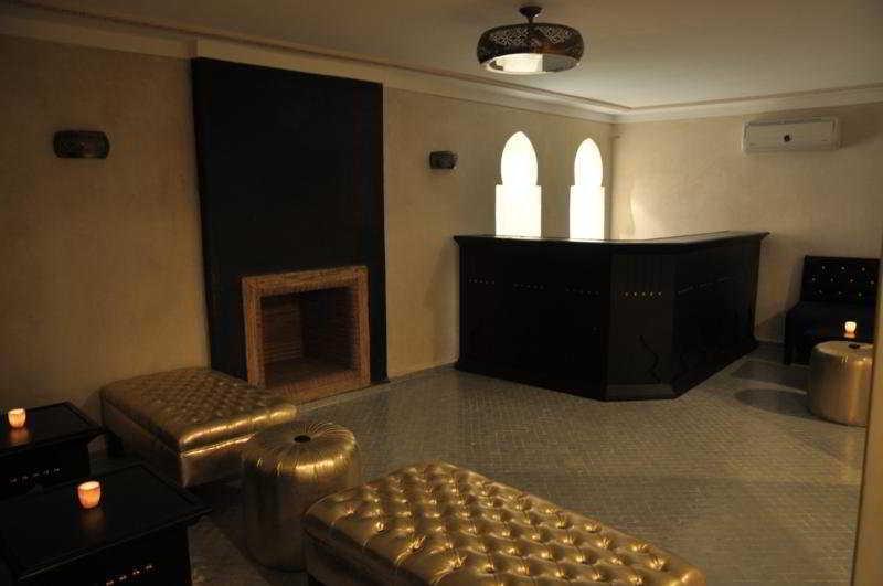 Hotel Riad Andalib:  Lobby