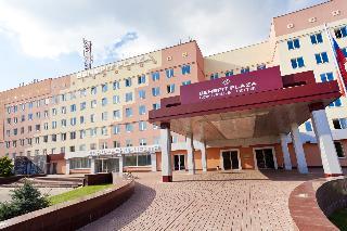 Benefit Plaza in Voronezh, Russia