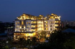 素萬那普公寓酒店