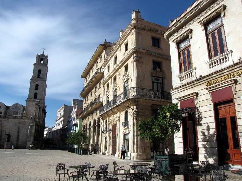 Palacio del Marques de San Felipe y Santiago in Havana, Cuba