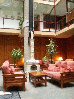 Lobby - Aparthotel Crest