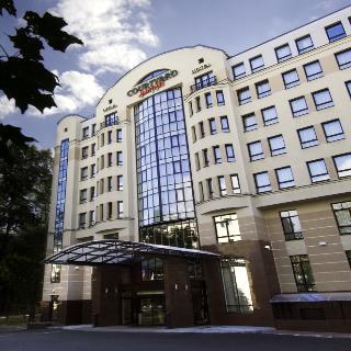 Marriott Courtyard St Petersburg Center West Pushk in St Petersburg, Russia
