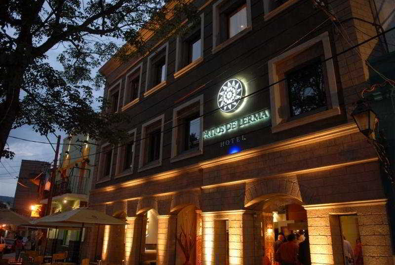 Hotel Patios De Lerma:  General