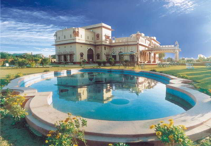 Hotel Basant Vihar Palace - Tg Hotels & Resorts Bikaner, India