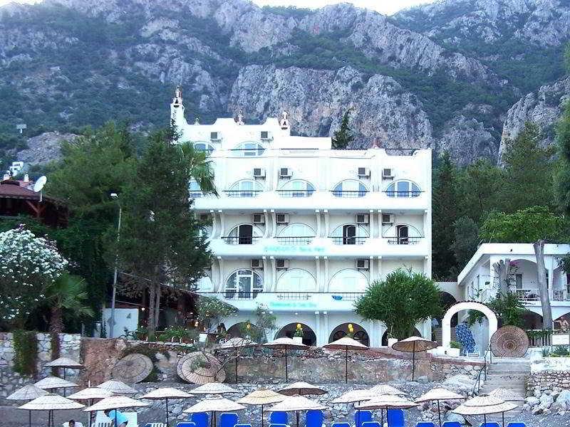 Barbaros Beach Hotel in Marmaris, Turkey