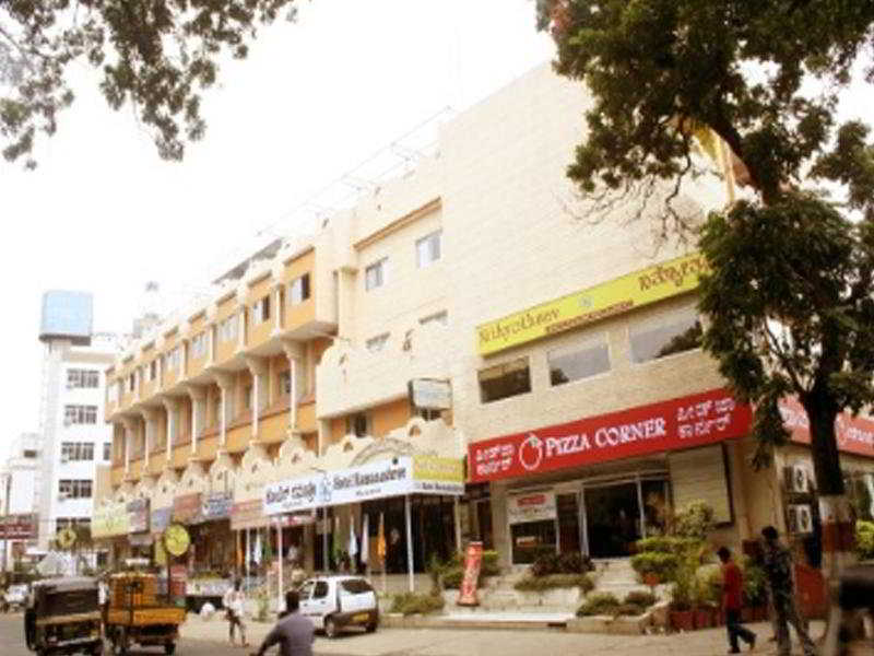 Ramanashree in Mysore, India