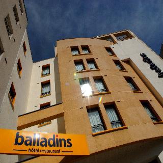 Urban by balladins Annecy