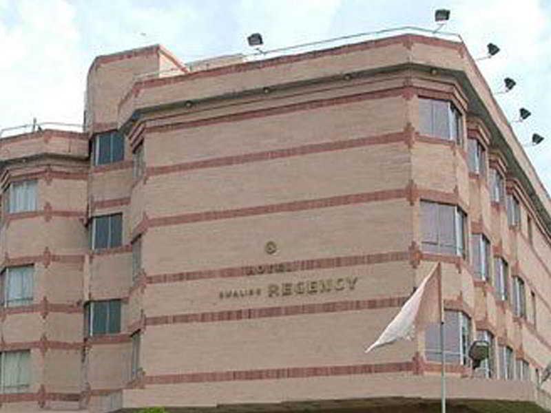 General - Hotel Gwalior Regency - Tg