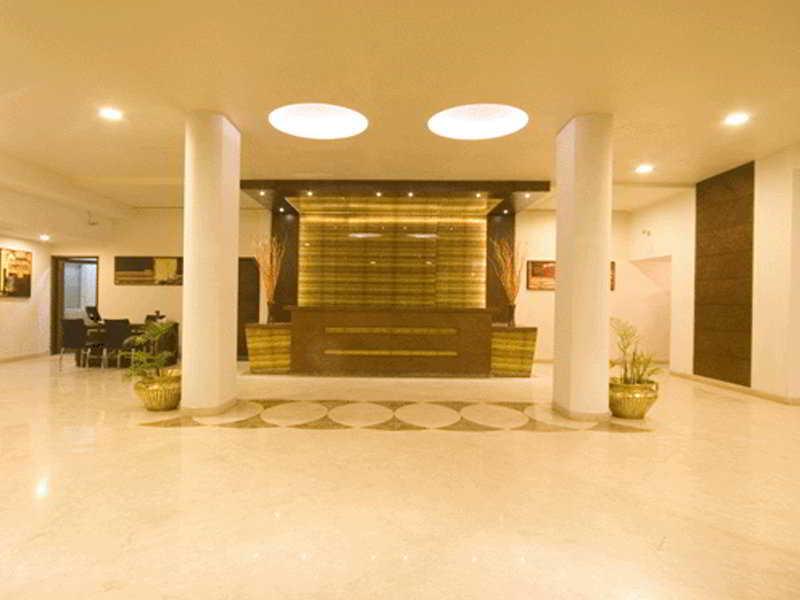 Lobby - Hotel Gwalior Regency - Tg