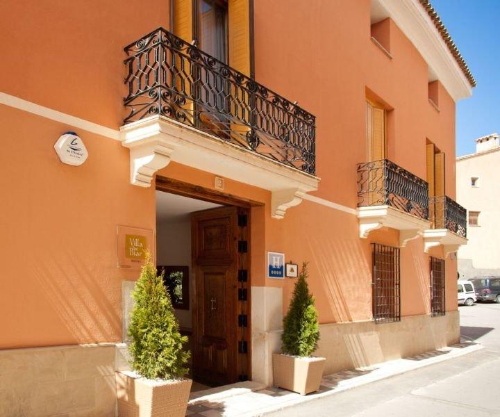 Hotel Villa de Bíar