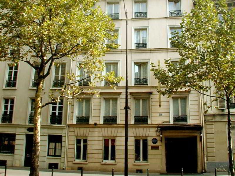 Hotel Des Mines  Boulevard Saint Michel Paris