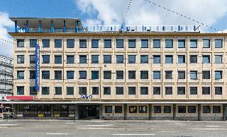 A&O Nuernberg Hauptbahnhof