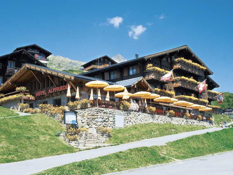 Minotel Alpfrieden in Swiss Alps, Switzerland