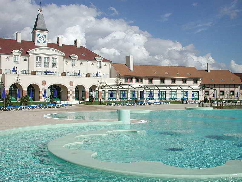 Hotel Marriot's Village D'Ille de France