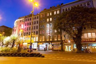Hotel Cetrum  Plaza Dusseldorf en Dusseldorf