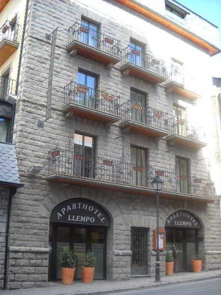 Apartamentos Llempo in Andorra, Andorra