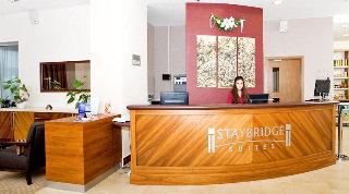 Staybridge Suites Moskovskye Vorota in St Petersburg, Russia